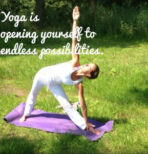open up for endless possibilities