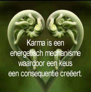 training karma en creatie