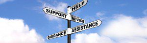 ondersteuning tijdens je proces van innerlijke groei